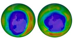 La capa de ozono podría recuperarse para 2060 si se siguen limitando las