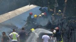 Tres mujeres sobreviven al accidente de Cubana de