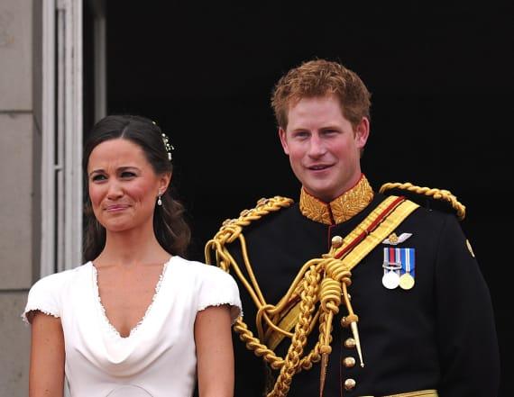 'Prince Harry chose a Pippa Middleton-replica'