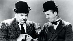 Laurel et Hardy revivront à