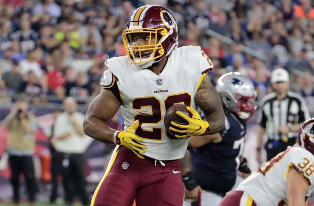 What was believed to be a minor or moderate injury instead is the  worst-case scenario for the Washington Redskins and running back Derrius  Guice. f09b3340e