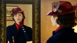 É difícil não se encantar com as prévias de 'O Retorno de Mary Poppins', nova aposta da