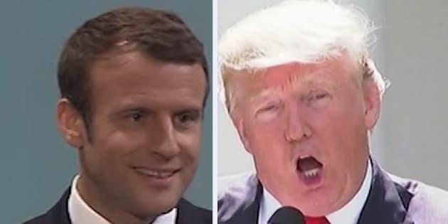 """Emmanuel Macron était finalement (trop) optimisme en disant au G7 que Trump avait """"pris conscience"""" des enjeux sur le climat"""