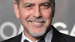 George Clooney, el hombre más guapo del mundo, según la
