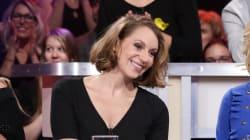 Léane Labrèche-Dor un peu déçue du «Bye Bye
