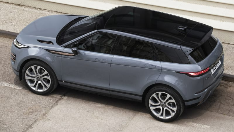 Evoque S 48v Mild Hybrid Is News But A Full Plug In Will Soon Follow