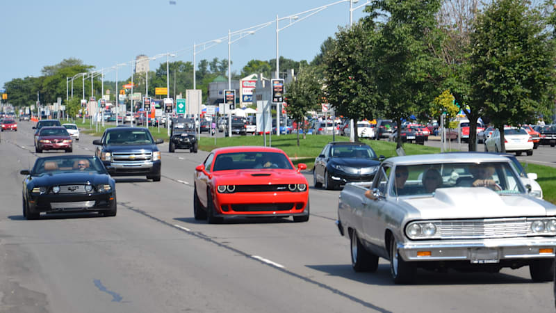 2017 Woodward Dream Cruise: Tips and tricks from us locals