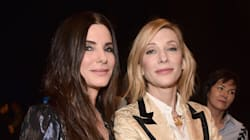 What Is The 'Penis Facial' That Sandra Bullock