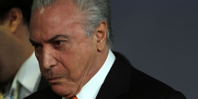 Fachin autoriza PF a interrogar Temer e desmembra denúncias da JBS