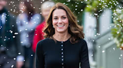 Kate Middleton se puso la mejor falda navideña (y tú también