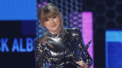 Taylor Swift a battu tous les records aux