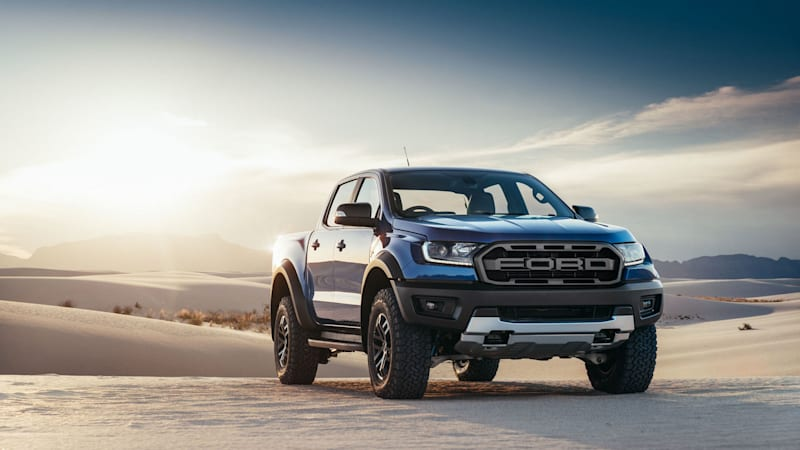 Ford Ranger Raptor not coming to the United States for the time being - Autoblog