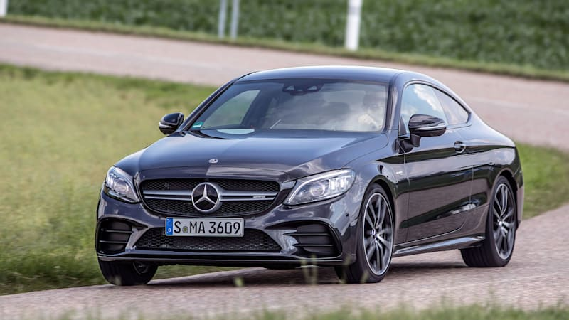 2019 Mercedes-Benz C 300 and AMG C 43 First Drive Review