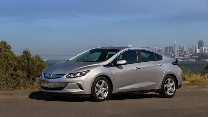 2019 Chevy Volt Drivers Notes Review The Lame Duck