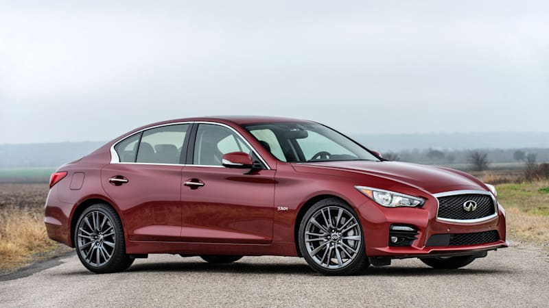 Infiniti Q50 0 60 >> The Yin And Yang Of The 2017 Infiniti Q50 Red Sport 400 Autoblog