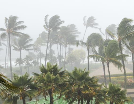 Storm unleashes flooding, landslides in Puerto Rico
