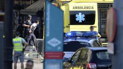 Barcelona Van Attack: 'Several Injured As Vehicle Strikes Las