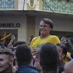 Adversários prestam solidariedade a Bolsonaro e repudiam ato de