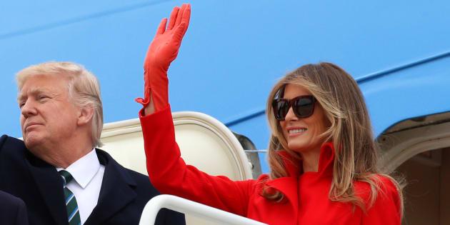 Pétition pour que Melania Trump habite la Maison Blanche (ou paie sa sécurité à New York)