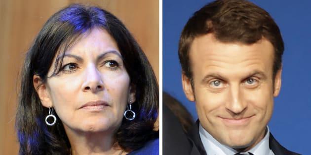 Malgré les ralliements pro-Macron, Anne Hidalgo reste une des voix socialistes les plus féroces à l'égard
