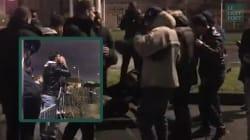 Thiago Motta heurte en voiture un supporter du PSG en colère à la sortie du