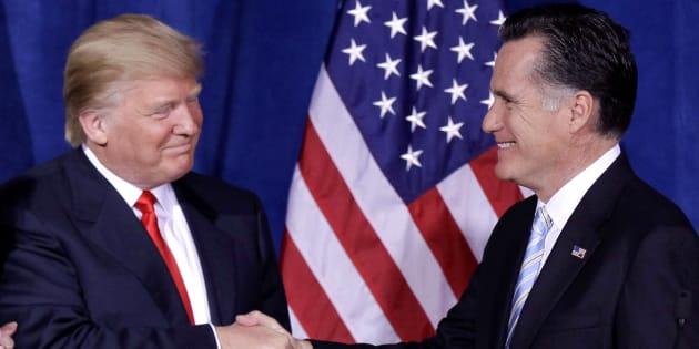 Mitt Romney ha attaccato duramente Trump: