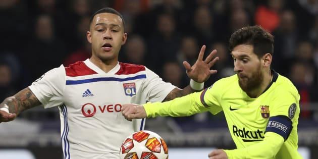 Alors qu'il affrontait Léo Messi sur la pelouse du Groupama Stadium, Memphis Depay et deux autres joueurs lyonnais ont été cambriolés à leur domicile.
