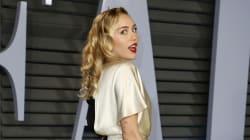 El inesperado parecido razonable de Miley