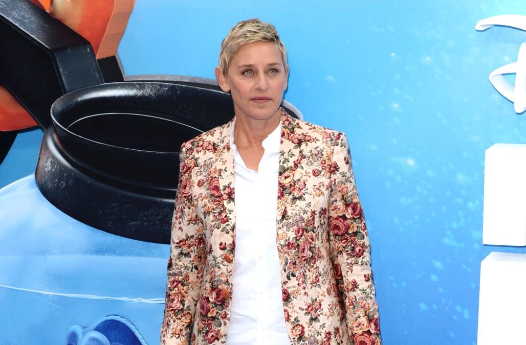Ellen DeGeneres and Pharrell Williams discuss Kim Burrell's ...