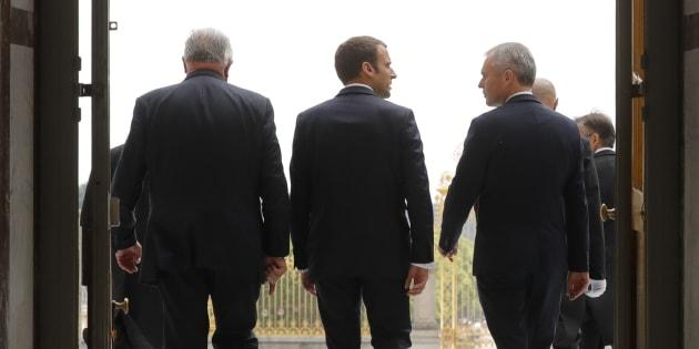 Avec un Sénat à droite toute, Macron va devoir réviser ses ambitions constitutionnelles