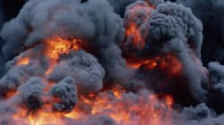 10 Dead, 15 Injured In A Blast At Explosives-Making Factory In