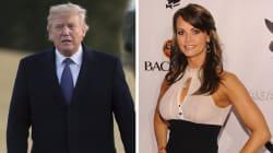 Une liaison entre Trump et cette ancienne playmate étouffée par un