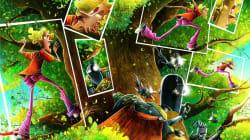 Museu da Imagem e do Som de SP recebe grande exposição de quadrinhos em