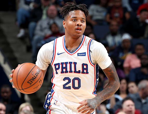 Puzzling Markelle Fultz seems to be regressing again