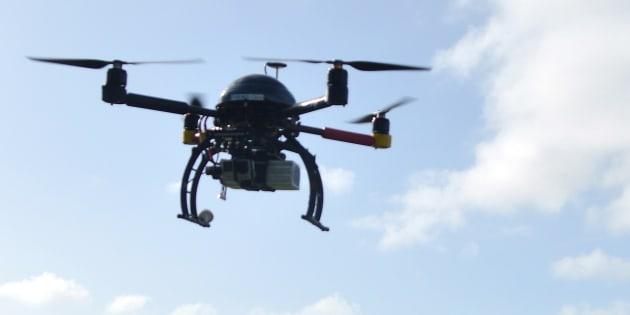Affaire Grégory : un drone abattu au-dessus de l'ancienne maison des Villemin