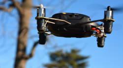 Pas de drone en état