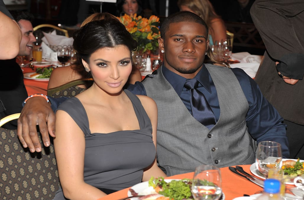 Kim kardashian and reggie bush having sex