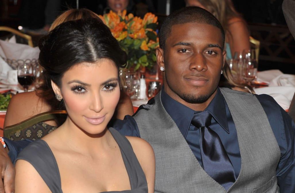 Reggie Bush I Dont Keep In Touch With Ex Kim Kardashian
