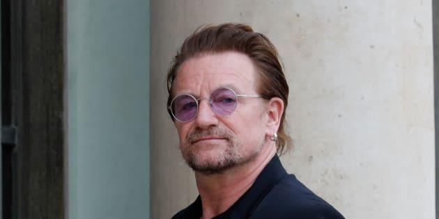 Bono s'excuse après les accusations de harcèlement dans son association ONE
