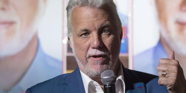 Manifestement, Philippe Couillard et son équipe, sans doute via un savant mélange d'anti nationalisme virulent et de scandales de corruption, sont parvenus à s'aliéner environ les trois quarts des francophones du Québec au terme de leur mandat.
