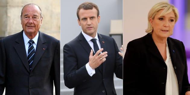 Vél d'Hiv: En réaffirmant la responsabilité de la France, Macron rend hommage à Chirac et règle ses comptes avec le FN