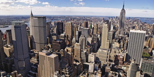 The Chelsea and Garment districts of New York made the list.