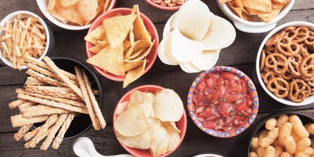 Une étude française a étudié la consommation de plats industriels et le risque de développer un cancer