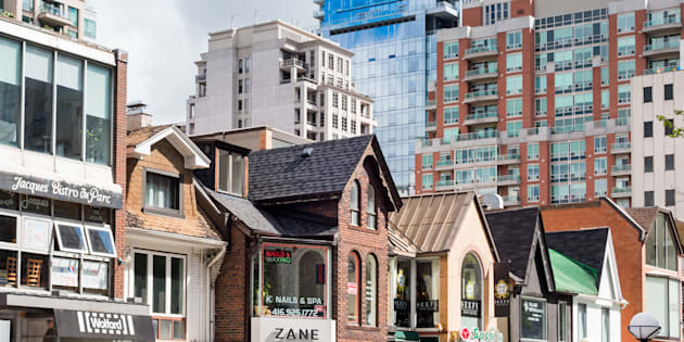 In Toronto's Housing Market, The Party Really Is Over ...