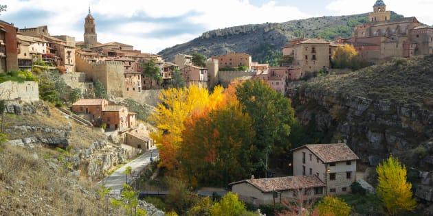 Albarracin, Teruel.