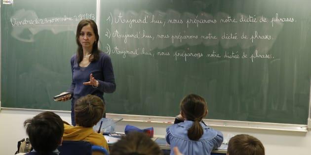 """La lutte contre le sexisme à l'école passe par l'abandon de la règle qui veut que """"le masculin l'emporte sur le féminin"""""""