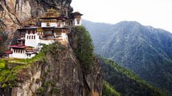 Bhutan Diaries: Or, A Week In Shangri