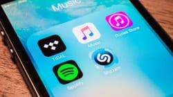 Apple achète Shazam, accélère encore dans la