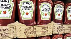 Tanné de mélanger votre mayonnaise et votre ketchup? Heinz pourrait avoir la