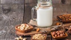 Leche vegetal para veganos o intolerantes a la lactosa